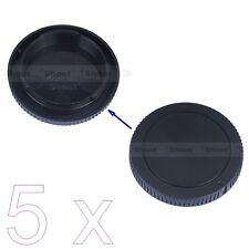 5 Camera Body Cover Cap Protector f Sony a33 a55 a100 a200 Minolta a5 a7 a5D a7D