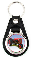 Massey Harris Model 50 Farm Tractor Keychain Key Fob