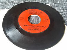 "Bob Grabeau 45 Theme from ""The V.I.P.""/All the Way Home Coliseum 2702"