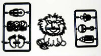Patchwork Cutters BABY LION & NURSERY ITEMS Sugarcraft Cake Decorating