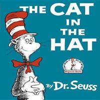 Dr Seuss The Cat in the Hat Hardcover Book