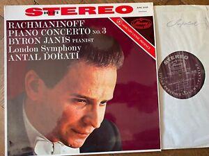 AMS 16109 Rachmaninov Piano Concerto No. 3 / Byron Janis P/S