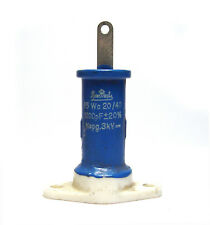 Rosenthal condensatore, 1200 PF/3 KV, ad alta tensione/ad alta frequenza, NOS