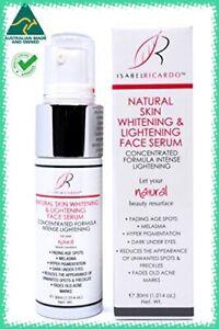 Dark Skin Whitening Lightening Ultra Brightening Serum Dark Spot Bleaching