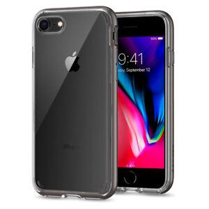 iPhone 8 7 Spigen®[Neo Hybrid Crystal] Shockproof ProtectiveBumper Case Cover