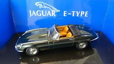 1/43 AUTO ART 53772 JAGUAR TYPE E ROADSTER SERIES III V12 GREEN