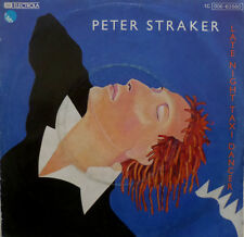 "7"" 1979 RARE! Peter Straker Late Night taxi dancer/m - \"