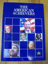 The American Achievers: David Kendall-1st Edition- M.L. King Jr. -ATC, 1989