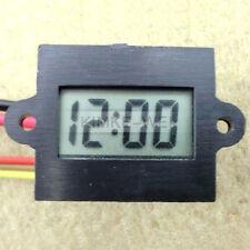 LCD Digital Uhr für Motorrad Motorräder 12V