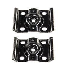OEM NEW 05-10 Ford Super Duty Pair SET Rear Spring U Bolt Plates 3C3Z5798AA