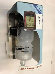 XLAB Torpedo Kompact 125 Water Bottle Cage: Black