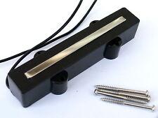 Janika 5 Cuerdas Bajo Eléctrico Guitarra Hotrail pastilla del puente ferroviario caliente