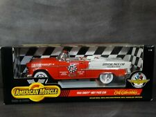 ERTL American Muscle 1955 Chevy Bel Air Indy Pace Car 1:18 Scale Diecast Car