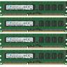 Samsung 32GB 4X8GB PC3-12800E DDR3-1600MHZ 1.5V ECC Desktop / Server Memory Ram