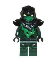 Lego Evil Green Ninja 70736 70732 Morro - Possessed Lloyd Ninjago Minifigure