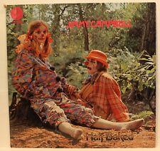 LP 33 GIRI -JIMMY CAMPBELL - HALF BACKED-VERTIGO-1970
