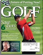 Golf - 2007, June - Save 6 Shots by Saturday, US Open Spectator Guide