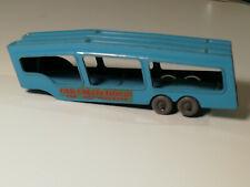 Trailer Car-Transporter blau Matchbox Accessory Pack No.2 England 50erJahre