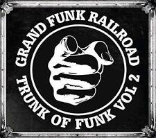CD de musique rock funk Grand Funk Railroad