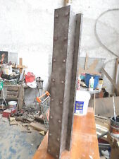 poutre IPN  déco metal industriel en bois