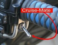 CRUISE MATE CRUISE CONTROL KIT. CHROME. HARLEY 96 ONWARDS ALL Inc RIDE BY WIRE