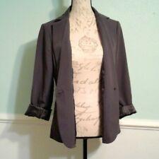 Buttoned Blazer Women Jackets & Coats