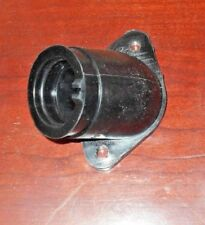 SUZUKI QUAD RUNNER 250, LT-4WD, LT-F250 RUBBER CARBURETOR INTAKE BOOT, PIPE