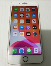 New listing Apple iPhone 7 Plus 32Gb Rose Gold Gsm+Cdma Unlocked Smartphone camera issue