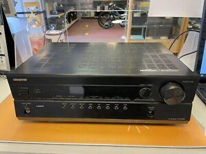 onkyo av receiver amplifier TX-SR308 with remote