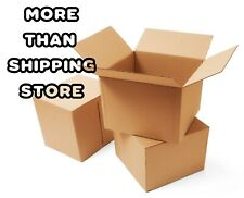 9x6x6 Moving Box Packaging Boxes Cardboard Corrugated Packing Shipping