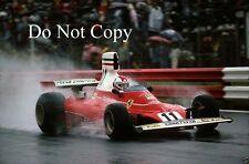 Clay Regazzoni Ferrari 312T Austrian Grand Prix 1975 Photograph 4