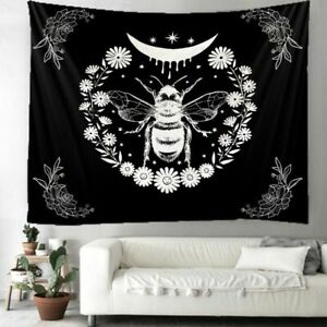 Dragonfly Indian Mandala Tapestry Wall Hanging Hippie Witchcraft Tapestry