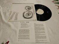 Cin. Composer's Guild/Cin. Artists' Group Effort LP On Record 106017X Rare Elect
