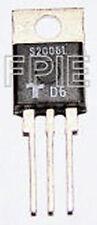 S2006L SCR Non-Sensitive Gate 6A, 200V Teccor