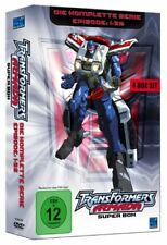 Transformers Armada - Animated -Complete TV Series All 52 Episodes NEW UK R2 DVD