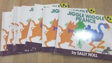8 Jiggle Wiggle Prance Books by Sally Noll age 2 - 6  good for a group of kids