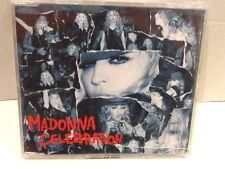 MADONNA  -  CELEBRATION  -  CD SINGLE 2009  NUOVO E SIGILLATO
