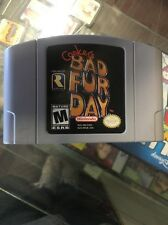 Conkers Bad Fur Day Nintendo 64 Complete in Box (CiB)