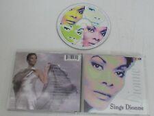 DIONNE WARWICK/DIONNE SINGS DIONNE(RIVER NORTH 51416 1431 2 G) CD ALBUM