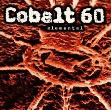 Cobalt 60 Elemantal (1996) [CD]