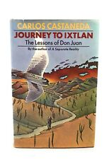Carlos Castaneda. Journey to Ixtlan: Lessons of Don Juan. 1st/4th Print 1972