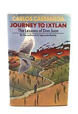 Carlos Castaneda. Journey to Ixtlan: Lessons of Don Juan. 1st/4th Print 1972