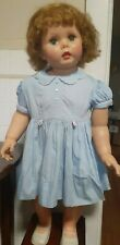 """Vintage IDEAL Penny Playpal Doll 32"""""""