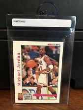 1992-93 NBA Hoops Michael Jordan Basketball Card #341 NM-Mint FREE SHIPPING