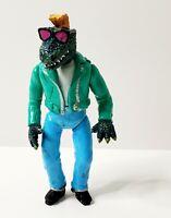 "Vintage 1993 Street Kids B.C. Bikers Tarr Dinosaur T Rex Loose 4"" Action Figure"