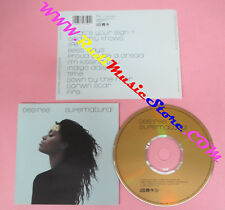 CD DES'REE Supernatural 1998 Eu SONY SOHO SQUARE 489719 2 no lp mc dvd (CS16)