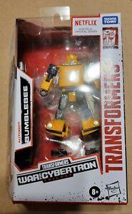 "Transformers Netflix War For Cybertron: Bumblebee ""Walmart Exclusive"" NIB"