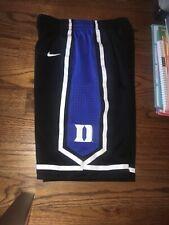 New Vintage 90's Nike Duke Blue Devils Basketball Shorts sz Large Youth
