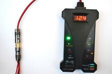 Digital Battery Tester for BSA Lakestar Bait Boat