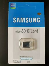 Samsung micro SDHC Card 32GB class 10